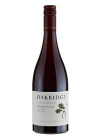 Oakridge Local Vineyard Series Pinot Noir Willowlake